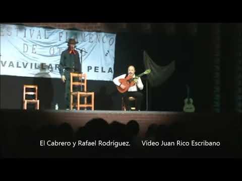 El Cabrero y Rafael Rodríguez / por Fandangos y Tonás
