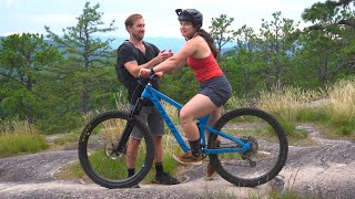 How Mountain Bikers Do A First Date