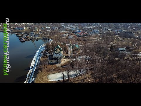 2019/04/05 – Углич. Кремль. Апрель.