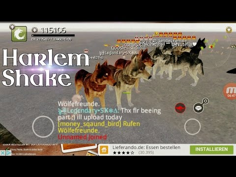 Harlem Shake |Wolf Online SK pack is doing Harlem Shake