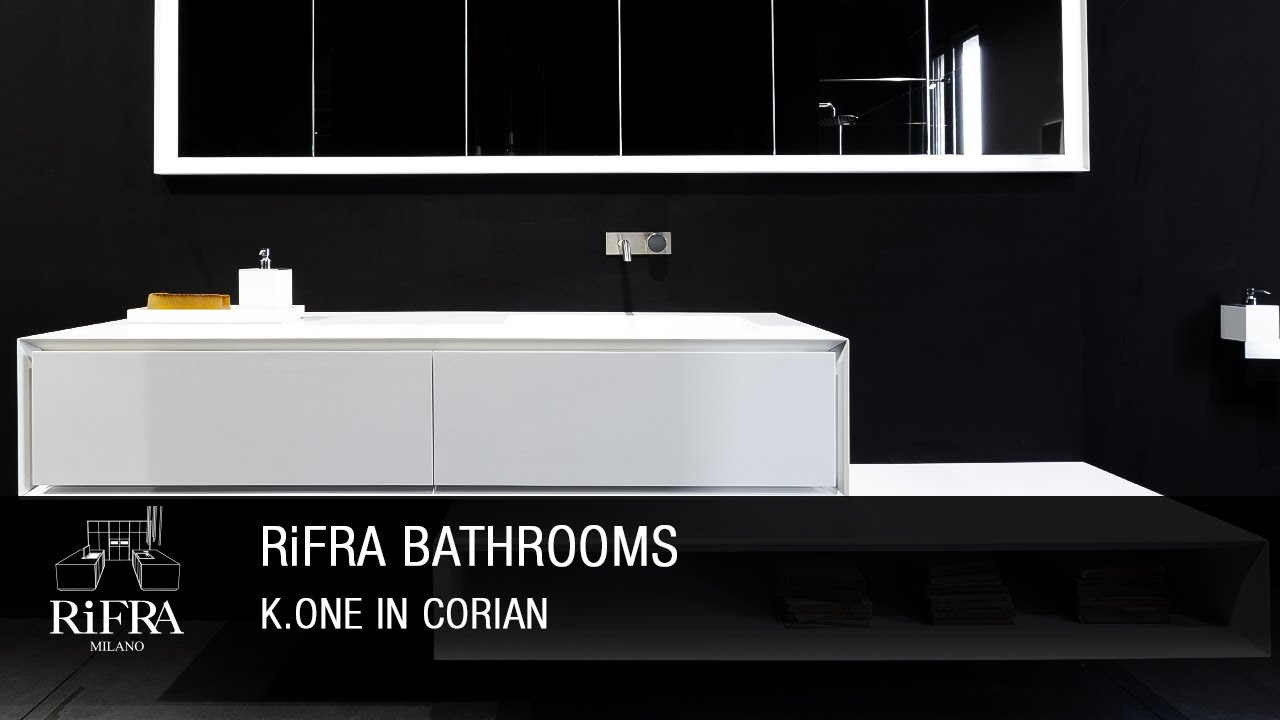 RiFRA K.ONE in Corian - YouTube