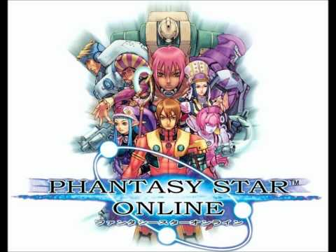 Phantasy Star Online Music: From Seeing The Rough Wave Extended HD