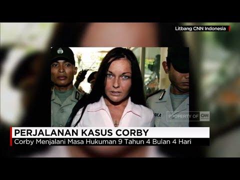 Mantan 'Ratu Mariyuana', Leigh Corby, Bebas dan Pulang ke Australia