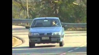 Old Top Gear 1990 - Fiat Tempra