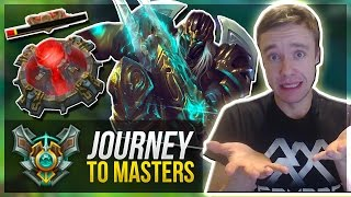 FASTEST GAME EVER..? | Journey To Masters #29 - League of Legends
