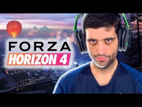 FORZA HORIZON 4 - Esse Carro é do VELOZES E FURIOSOS?