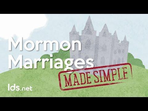 Mormon Marriages - Made Simple | Mormon Hub
