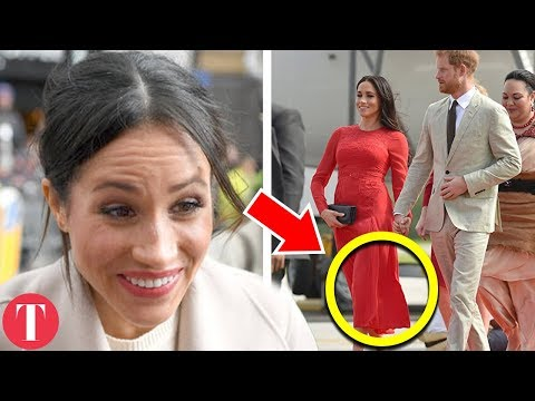 10 Pregnancy Rules Meghan Markle Has To Follow And 5 She's A