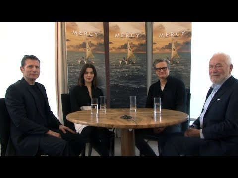 THE MERCY - Roundtable with Colin Firth and Rachel Weisz