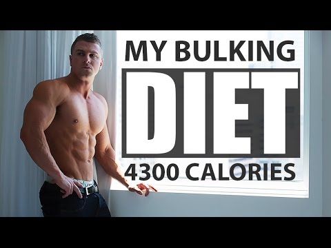 My Diet To Build Lean Muscle (Full Day Of Eating)