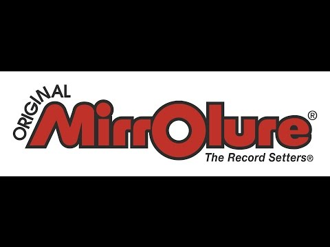 MirrOlure Hot New Lure 2016