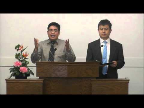 The Tabernacle of Israel 100915   Pr Raymond Chou