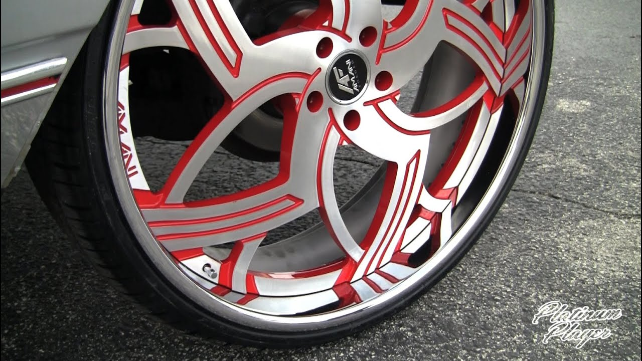 NOKTURNAL FLORIDA BOX CHEVY on 26 INCH AMANI FORGED   Doovi