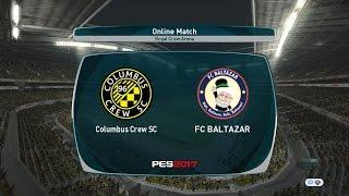 Columbus Crew SC  7 : 3   Naissus FC