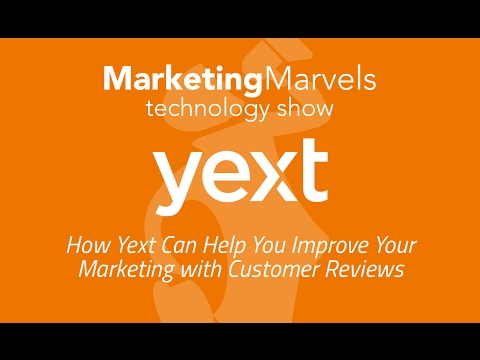 How Yext Can Help You Improve Your Marketing with Customer Reviews