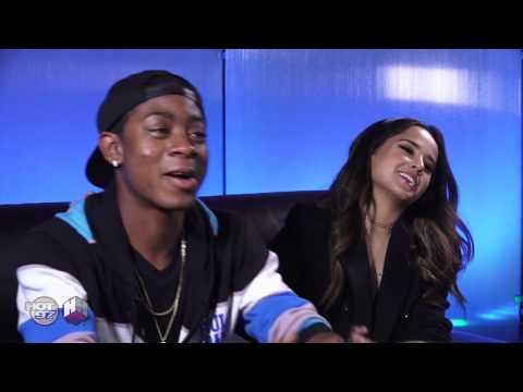 Power Rangers Becky G And RJ Battle HipHopGamer In Street Fighter 5