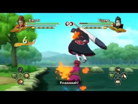 Naruto Ultimate Ninja Storm 3: Combo/Tilt Cancel Tutorial - ROUSHI