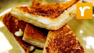 grilled chilli cheese sandwich