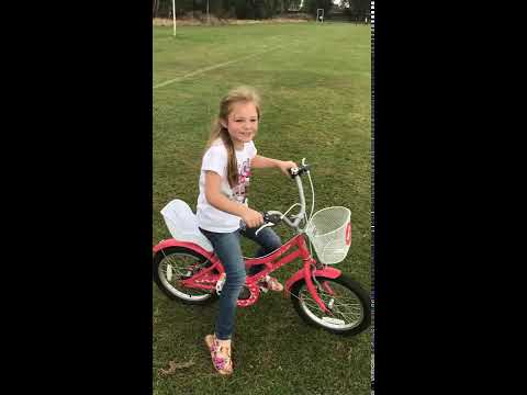 First Time Riding My Bike 🚲🤩🌷😃😍😇😻