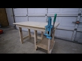 Reloading Bench Build EASY!! 4' Reloading Bench