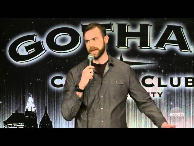 Matt McClowry - Gotham Comedy Live on AXS TV