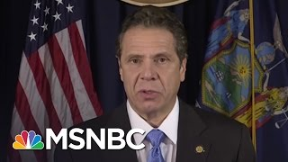 Governor Andrew Cuomo Pushes For Tougher Gun Law | Morning Joe | MSNBC