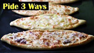 Pide | Instant Pide | Kids Lunch Box Series | Recipe No 9 | By Neetu Suresh
