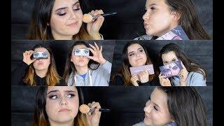 ICH werde mit HIGH END Make-Up GESCHMINKT! Instagram Tutorial