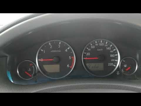 Запуск Nissan Pathfinder после -28гр ночи.