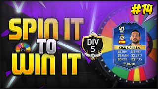 SPIN IT TO WIN IT #14   SPECIAL GOALKEEPER!! FIFA 16