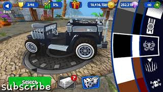 Gambar cover Tutorial cara download Beach buggy racing mod apk di android