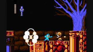 Mega Man Rock Force Blind Run - Pt 2 - Cry From the Crypt