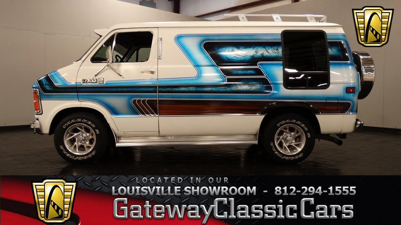 1983 Dodge Ram 1500 Van