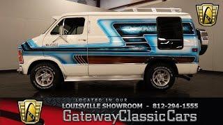 1983 Dodge Ram 1500 Van - Louisville - Stock # 947