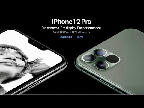 Photo of This Is The iPhone 12 – ايفون