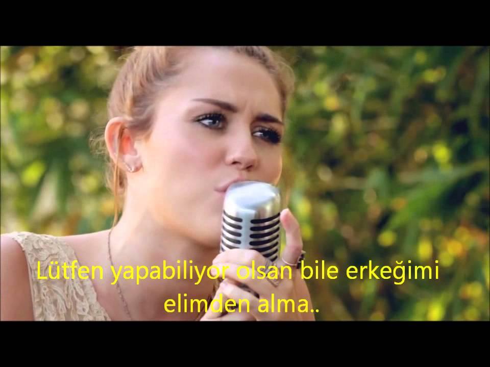 Miley Cyrus - The Backyard Sessions ''Jolene'' (Türkçe ...