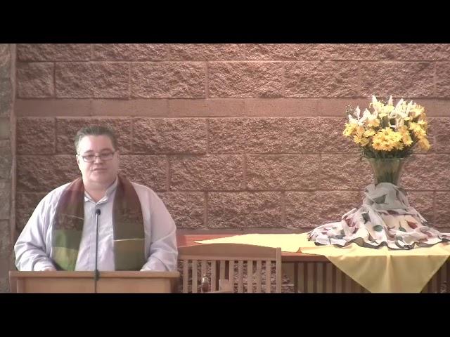 MDUUC Sunday Service -- March 1, 2020 Rev. Rodney Lemery