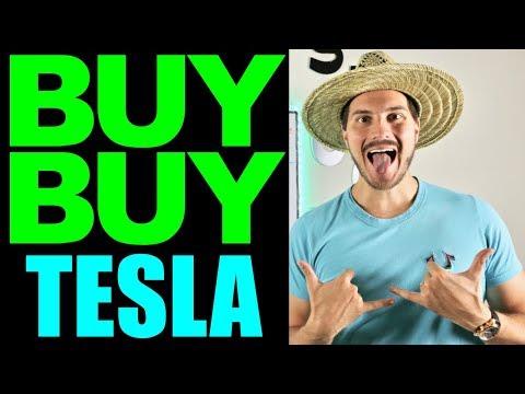 Why I Am Buying Tesla Stock Like Crazy