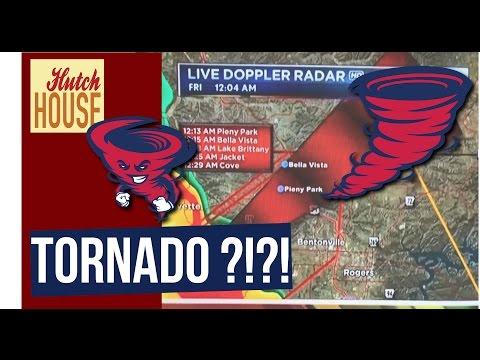 TORNADO??!!  | Tornado sirens at midnight...
