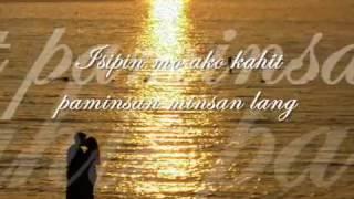 Paminsan Minsan by Richard Reynoso YouTube