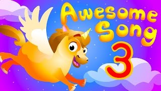 Awesome Song 3! Pirates, Lollipops, Bunnies by Little Angel: Nursery Rhymes and Kid's Songs