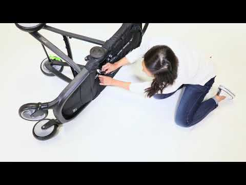 Safety 1st RIVA™ Ultra Lightweight Travel System: How To Assemble