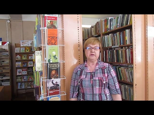 Изображение предпросмотра прочтения – ЛюбовьЕфремова читает произведение «Сын артиллериста» К.М.Симонова