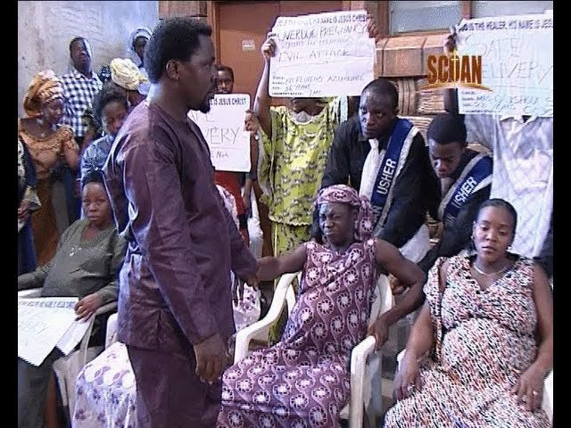 TB Joshua en français -- Miracle de Bébé Travel Video