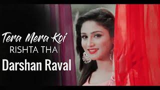 Gambar cover Lyrics- Rista Tha -  Roop(Mard ka Naya Swaroop)|Darshan Raval