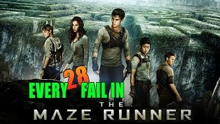 Everything Wrong With: The Maze Runner (and my marriage) reupload