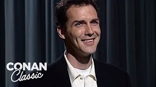 "Norm Macdonald Stand-Up - ""Late Night With Conan O'Brien"" 10/19/93"
