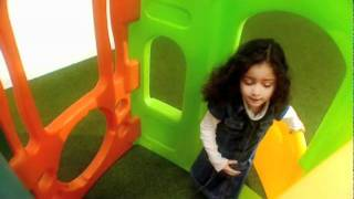Little Tikes : 8 In1 Adjustable Playground
