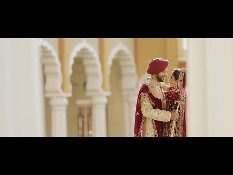 An Indian Wedding at the San Jose Gurdwara – Raj & Simran