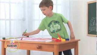 Kidkraft Art Table With Stool  26952